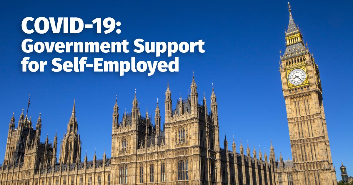 Government Support for Self-Employed Blog Post