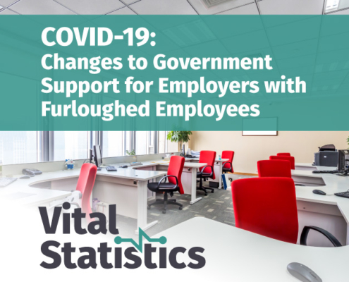 Changes to Government Support for Employers with Furloughed Employees - Blog Header