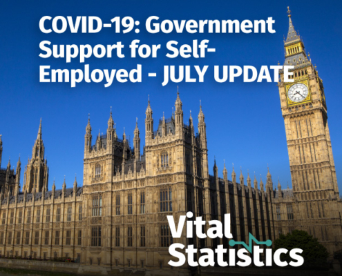 COVID-19: Government Support for Self-Employed - JULY UPDATE