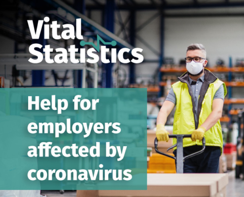 Help for employers affected by coronavirus